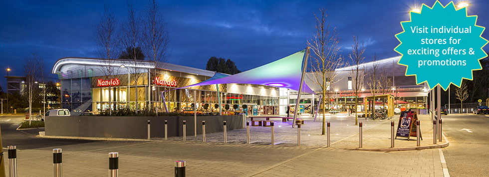 Home Abbey Wood Shopping Park