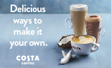 Costa Coffee Abbey Wood Shopping Park Filton Bristol
